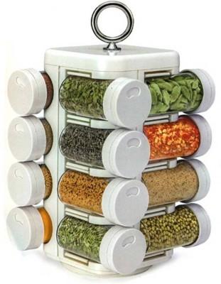 Shree Shop 16 Piece Condiment Set(Plastic) at flipkart
