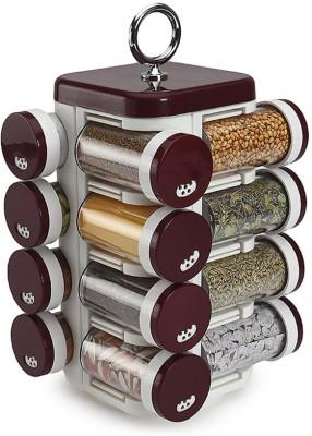 Shree Shop  - 100 ml Polypropylene Spice Container