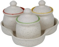 Somny 4 Piece Condiment Set(Ceramic)