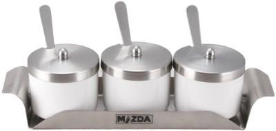 Mazda 3 Piece Condiment Set