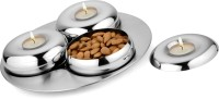 jattin enterprises guest welcome set 4 Piece Condiment Set(Stainless Steel)