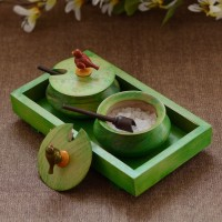 Unravel India 5 Piece Condiment Set best price on Flipkart @ Rs. 849