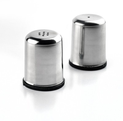 HMSTEELS HMRSPS001 2 Piece Salt & Pepper Set