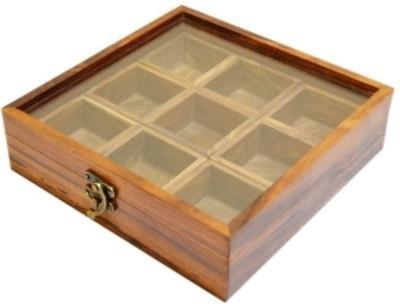 HandicraftsHomeDecor HDD-0007 2 Piece Condiment Set(Wooden) at flipkart