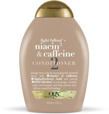 OGX Fight Fallout+ Niacin3 & Caffeine Conditioner
