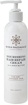 Shea Radiance Nourishing Hair Repair Cream
