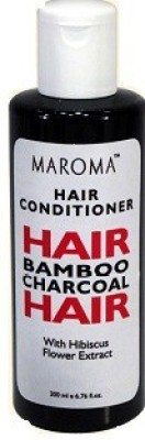 Maroma Auroville Bamboo Charcoal Hair Conditioner
