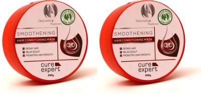 Sreyansh Healthcare Smoothening Hair Conditioning Mask Combo 2