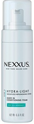 Nexxus Hydra Light Leave In Conditioning Foam