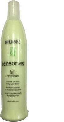 Rusk Sensories Full Green Tea and Alfalfa Bodifying Conditioner