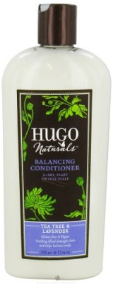 Hugo Naturals Balancing Conditioner Tea Tree and Lavender