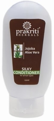 Prakriti Herbals Silky Jojoba Aloevera Conditioner
