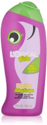 L ,Oreal Paris Kids Extra Gentle Grape Conditioner