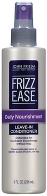 John Frieda Frizz Ease Daily Nourishment Leave - In Conditioner