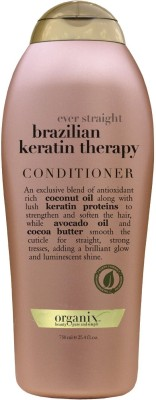 Organix Ever Straight Brazillian Keratin Therapy Conditioner