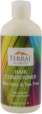 Terrai Aloe Vera & Tea Tree Hair Conditioner