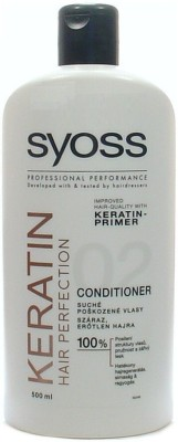 Syoss Keratin Hair Perfection Conditioner