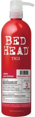 TIGI BED HEAD Resurrection Conditioner Urban Anti Dotes Damage Level 3