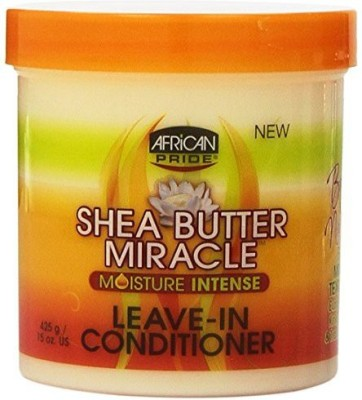 African Pride Shea Butter Miracle Leavein