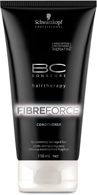 Schwarzkopf Professional BC Fibre Force Rinse Out Conditioner(150 ml)