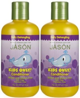 Jason Kids Only! Daily Detangling 2 pk