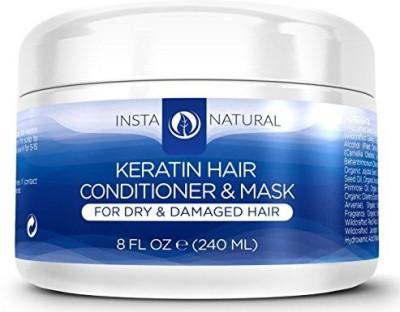 InstaNatural Keratin Complex Hair & Mask Best Treatment