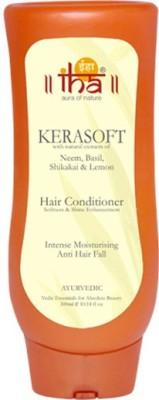 IHA Ayurvedic Kerasoft Hair Conditioner - Premium Herbal Large Pack