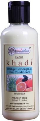 Khadi Rishikesh Herbal Orange Lemongrass(210 ml)