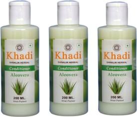 Khadi Aloevera Conditioner