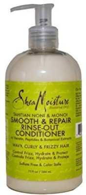 Shea Moisture Tahitian Noni & Monoi Smooth & Repair RinseOut(390 ml)