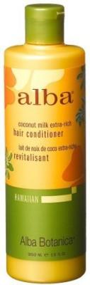Alba Botanica Coconut Milk Extra Rich Hair Bottle (Pack of 2)