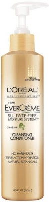 L ,Oreal Paris Free Moisture System Cleansing Conditioner