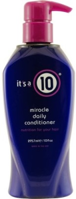 it,s a 10 Miracle Conditioner