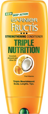 Garnier Fructis Triple Nutrition Strengthening Conditioner(175 ml)