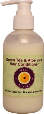 Deve Herbes Green Tea & Aloe Vera Hair Conditioner
