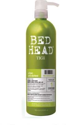 TIGI BED HEAD RE-ENERGIZE SHAMPOO URBAN ANTI-DOTES DAMAGE LEVEL 1