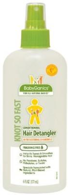 BabyGanics Conditioning Hair Detangler