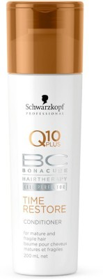 Schwarzkopf Professional Q10 plus BC Hair Therapy Time Restore