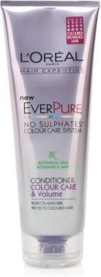 L ,Oreal Paris Everpure (No Sulphates) Colour Care & Volume Conditioner