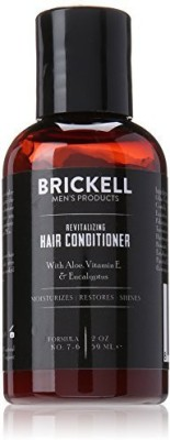 Brickell Men's Products Revitalizing Hair