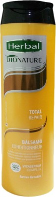 Herbal Bionature Total Repair Balsamo Conditioner