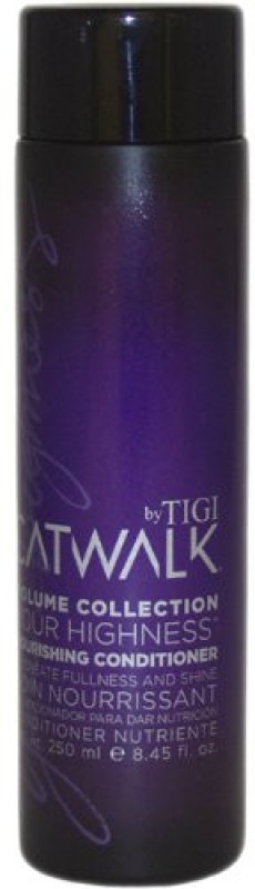 Tigi Bed Head Catwalk Volume Collection Your Highness Nourishing Conditioner(250 ml)