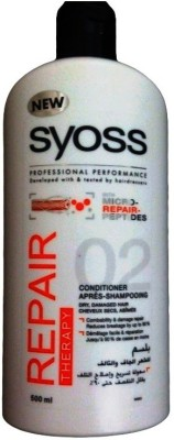 Syoss Repair Therapy micro peptides Conditoner