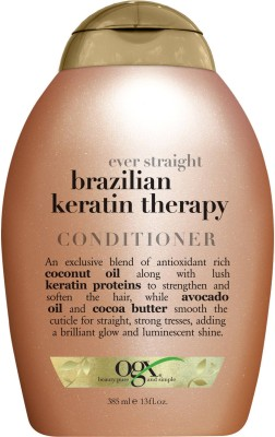 Og Ever Straight Brazilian Keratin Therapy ( Organic ) Conditioner