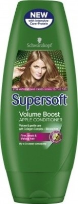 Schwarzkopf Professional Supersoft Volume Boost Apple Conditioner(250 ml)