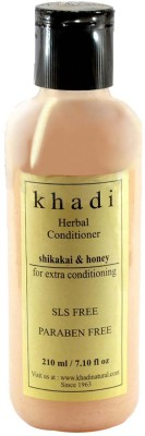 khadi Natural Shikakai Honey Conditioner - SLS and Parabens Free