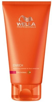 Wella Professionals Enrich Moisturizing Conditioner for Fine to Normal Hair for Unisex
