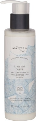 Mantra Lime and Olive Conditioner for Dry and Damage Hair for Men