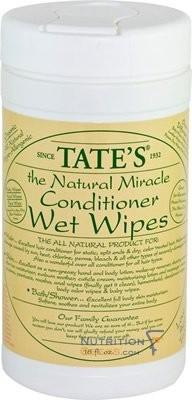 Tates Wet Wipes Conditioner