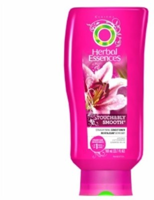 Herbal Essences Touchably Smooth Straightening Conditioner